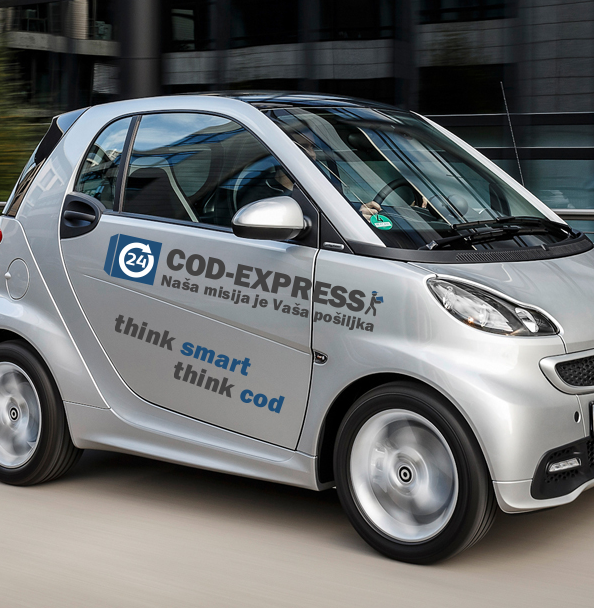 cod express delivery on saturday